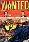 Cover for Wanted Comics (Orbit-Wanted, 1947 series) #22