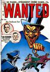 Cover for Wanted Comics (Orbit-Wanted, 1947 series) #31