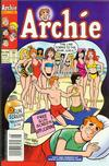 Cover for Archie (Archie, 1959 series) #486