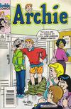 Cover for Archie (Archie, 1959 series) #506