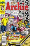 Cover for Archie (Archie, 1959 series) #535