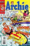 Cover for Archie (Archie, 1959 series) #549