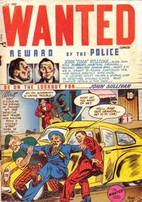 Cover Thumbnail for Wanted Comics (Orbit-Wanted, 1947 series) #14