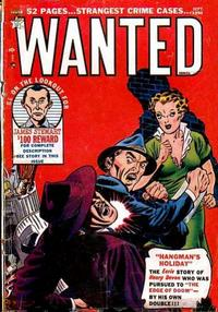 Cover Thumbnail for Wanted Comics (Orbit-Wanted, 1947 series) #29