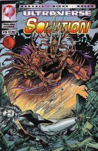 Cover Thumbnail for The Solution (Malibu, 1993 series) #9