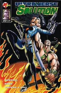 Cover Thumbnail for The Solution (Malibu, 1993 series) #15