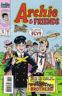 Cover Thumbnail for Archie & Friends (Archie, 1992 series) #76