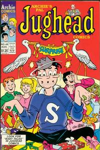 Cover Thumbnail for Archie's Pal Jughead Comics (Archie, 1993 series) #48