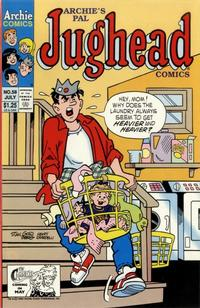Cover Thumbnail for Archie's Pal Jughead Comics (Archie, 1993 series) #58