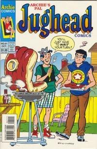 Cover Thumbnail for Archie&#39;s Pal Jughead Comics (Archie, 1993 series) #61