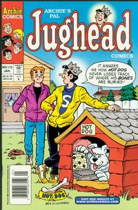 Cover Thumbnail for Archie's Pal Jughead Comics (Archie, 1993 series) #112