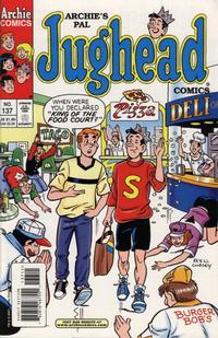 Cover Thumbnail for Archie's Pal Jughead Comics (Archie, 1993 series) #137