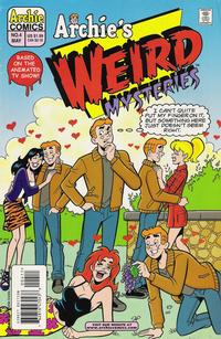 Cover Thumbnail for Archie's Weird Mysteries (Archie, 2000 series) #4