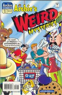 Cover Thumbnail for Archie's Weird Mysteries (Archie, 2000 series) #15