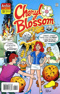 Cover Thumbnail for Cheryl Blossom (Archie, 1997 series) #6 [Direct Edition]