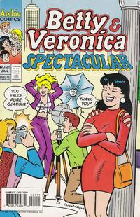 Cover Thumbnail for Betty and Veronica Spectacular (Archie, 1992 series) #21