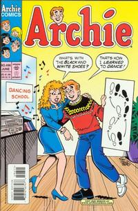 Cover Thumbnail for Archie (Archie, 1959 series) #496