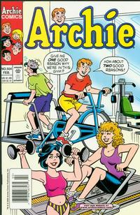 Cover Thumbnail for Archie (Archie, 1959 series) #504