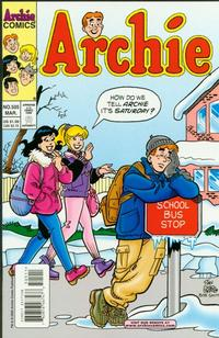 Cover Thumbnail for Archie (Archie, 1959 series) #505