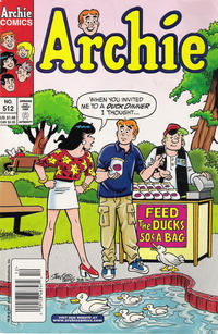 Cover Thumbnail for Archie (Archie, 1959 series) #512