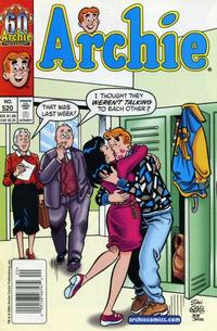 Cover Thumbnail for Archie (Archie, 1962 series) #520