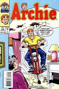 Cover Thumbnail for Archie (Archie, 1959 series) #528