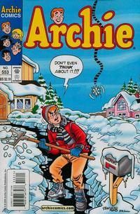 Cover Thumbnail for Archie (Archie, 1959 series) #553