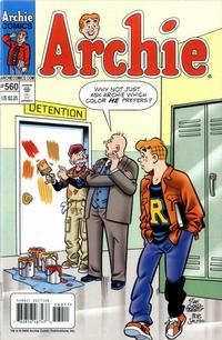 Cover Thumbnail for Archie (Archie, 1959 series) #560