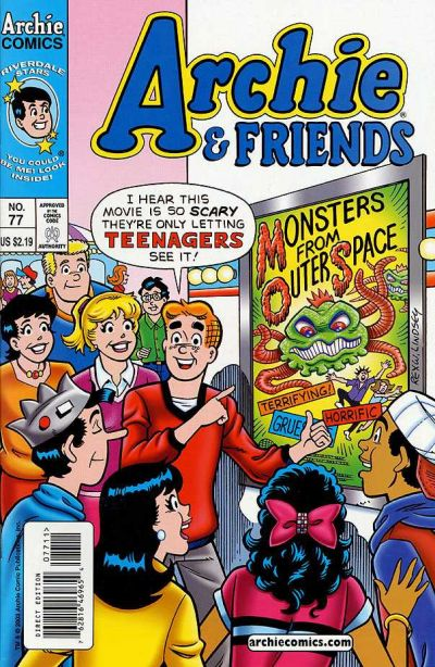 Cover for Archie & Friends (Archie, 1992 series) #77