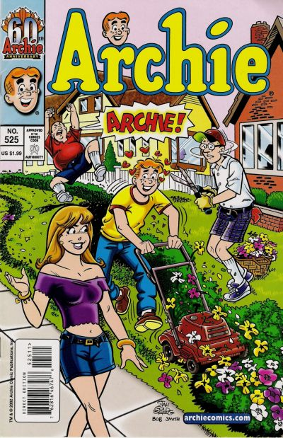 Cover for Archie (Archie, 1959 series) #525