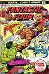 Cover for Fantastic Four (Marvel, 1961 series) #166 [Regular Edition]