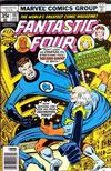 Cover for Fantastic Four (Marvel, 1961 series) #197
