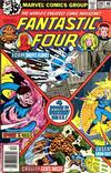 Cover for Fantastic Four (Marvel, 1961 series) #201