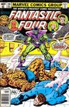 Cover for Fantastic Four (Marvel, 1961 series) #206