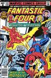Cover for Fantastic Four (Marvel, 1961 series) #207
