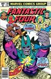 Cover for Fantastic Four (Marvel, 1961 series) #208 [newsstand]