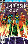 Cover for Fantastic Four (Marvel, 1961 series) #232