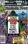 Cover Thumbnail for Fantastic Four (1961 series) #238 [Newsstand Edition]