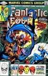 Cover for Fantastic Four (Marvel, 1961 series) #242 [Direct]
