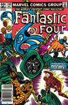 Cover Thumbnail for Fantastic Four (1961 series) #246 [Newsstand Edition]