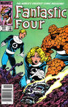 Cover Thumbnail for Fantastic Four (1961 series) #260 [Newsstand Edition]