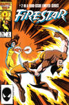Cover Thumbnail for Firestar (1986 series) #2 [Direct Edition]