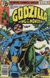 Cover for Godzilla (Marvel, 1977 series) #17