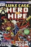 Cover for Hero for Hire (Marvel, 1972 series) #11
