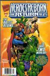 Cover Thumbnail for Heroes Reborn: The Return (1997 series) #2 [Newsstand Edition]
