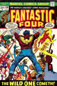 Cover Thumbnail for Fantastic Four (Marvel, 1961 series) #136 [Regular Edition]