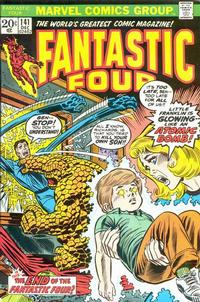 Cover Thumbnail for Fantastic Four (Marvel, 1961 series) #141 [Regular Edition]