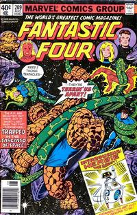 Cover Thumbnail for Fantastic Four (Marvel, 1961 series) #209
