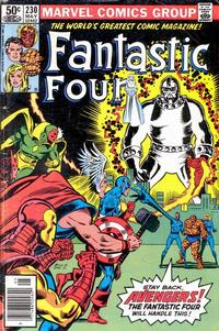 Cover Thumbnail for Fantastic Four (Marvel, 1961 series) #230