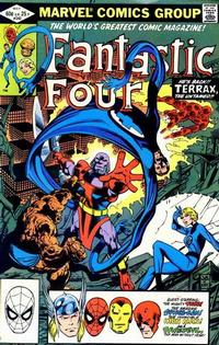 Cover Thumbnail for Fantastic Four (Marvel, 1961 series) #242 [Direct]